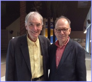 Thomas Houlon with Clive Wynne, PhD