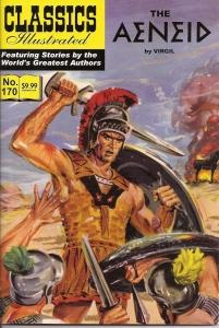 classics illustrated aeneid
