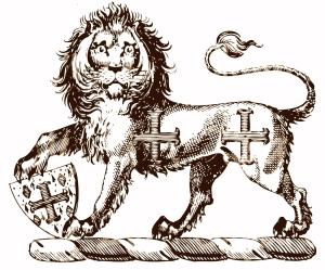 Medieval lion