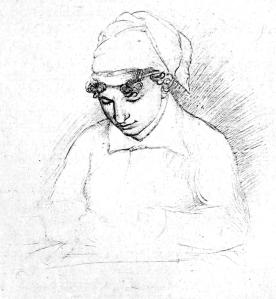 Blake's wife, Catherine